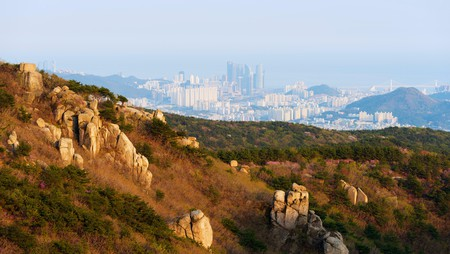 Busan is a Korean city of dynamic beauty with a rich history and culture