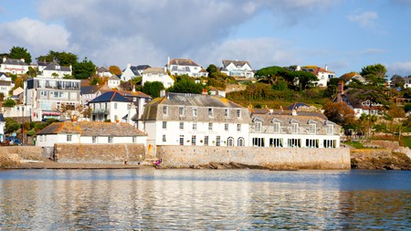Cornwall has some fabulous hotel options, including the Idle Rocks, in St Mawes