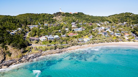 Experience Byron Bay like a laid-back local at a boho-chic Airbnb