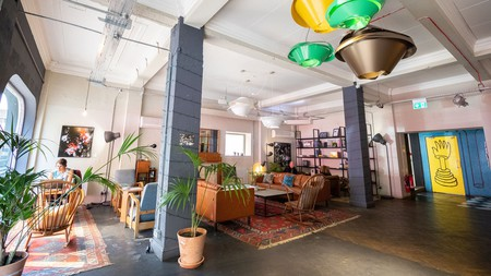 Stay at Green Rooms, a creative hub in Wood Green