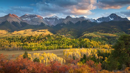 Telluride is a perfect combination of dramatic mountain scenery and a thriving cultural scene, with plenty to do in every season