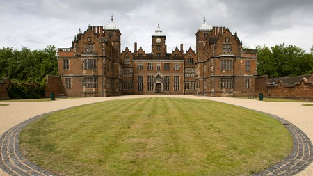 A multitude of sightings have been reported at Aston Hall in Birmingham