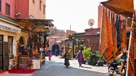 Hear the sounds of a souk in Marrakech and find inspiration for your future travel