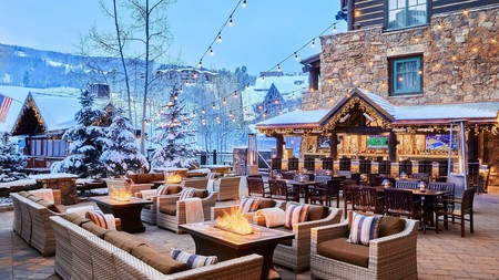 The Ritz-Carlton, Bachelor Gulch is the ideal place to retire to after a long day on the slopes