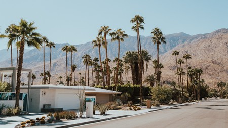 Palm Springs is a cosmopolitan desert oasis where visitors can revel in nature, art, design, food and drink