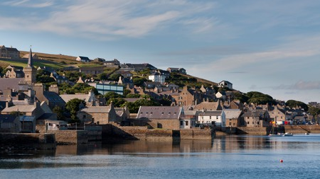 Orkney comprises more than 70 islands, with many places to explore and rest
