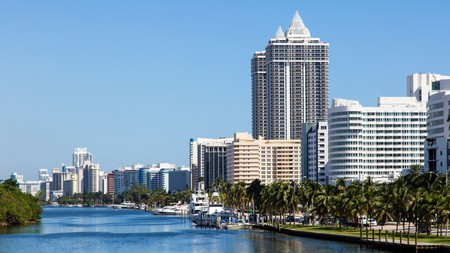 Luxury hotels with star quality at Miami Beach