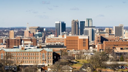 The historic city of Birmingham, Alabama, offers a range of places to stay