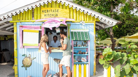 Heritage Kitchen is considered a local favorite on Grand Cayman