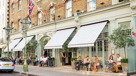 Charlotte Street Hotel in Fitzrovia has so much to offer that you may never want to leave