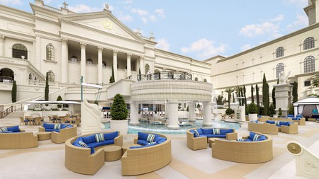 Caesars Palace attracts both travelers and residents with its solid mix of upscale and affordable entertainment, dining and gaming options