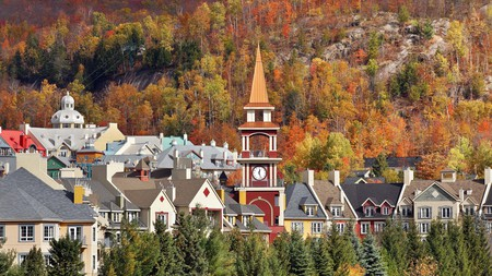 Mont-Tremblant is a beautiful place to visit year-round