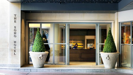 Soho's boutique hotels truly reflect the heart and soul of the neighbourhood