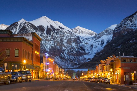 Telluride's luxurious hotels and pampering resorts will ensure indulgent mountain memories
