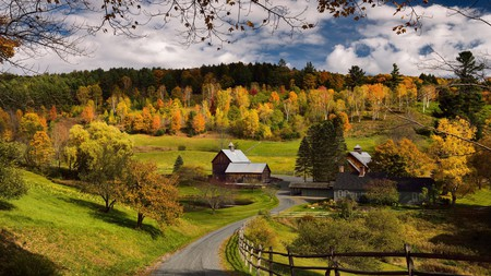 Vermont dazzles people from around the world with its fall colors
