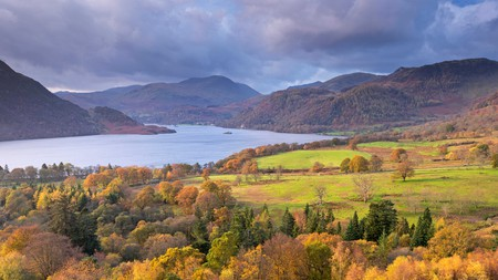 Ullswater, in the Lake District, is the English countryside at its best
