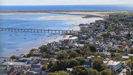 Cape Cod is one of the most popular places to visit in Massachusetts