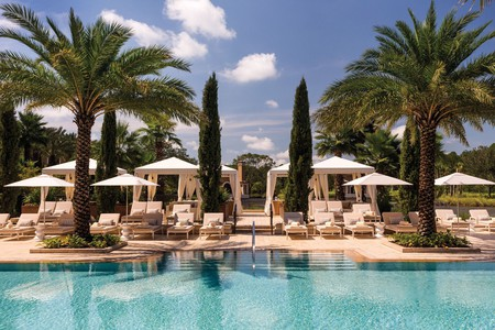 The Four Seasons Resort Orlando at Walt Disney World Resort is a top spot for honeymooners