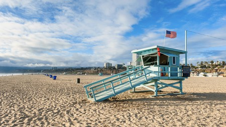 Santa Monica boasts Airbnbs that range from homey Craftsman-style cottages to laid-back beachfront living