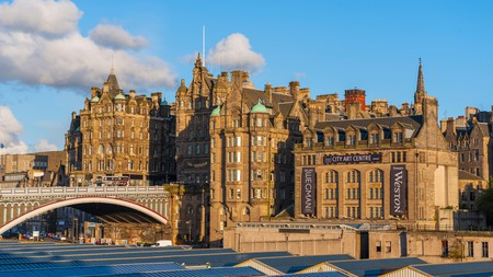 Edinburgh and the surrounding area is home to some incredible spa hotels, perfect for a relaxing getaway