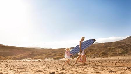 Enjoy the beautiful beaches of Fuerteventura, Spain