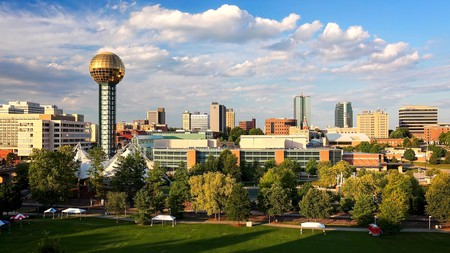 Find the perfect place to rest your head in Knoxville with our handy guide