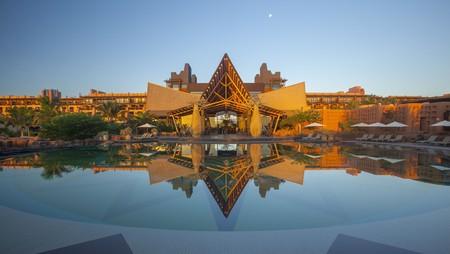 Lopesan Baobab Resort, on Gran Canaria, has an African theme