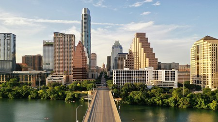 Congress Avenue Bridge in Austin, Texas