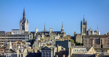 Aberdeen is a beautiful, historic city that's well worth a weekend of exploring