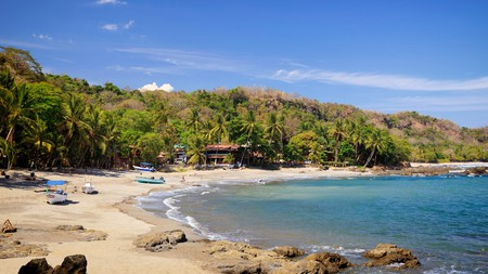 The Nicoya Peninsula is one of Costa Rica's best areas for a beachfront stay