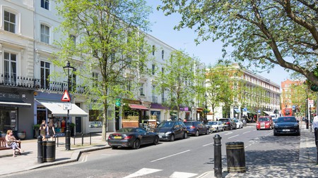 The charming Maide Vale is home to a variety of pubs