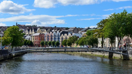 Cork is an easy city to get around on foot, with plenty of hostels in the city centre