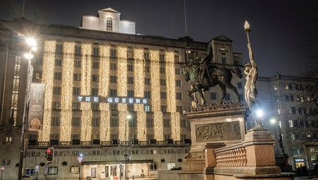The Queens Hotel in Leeds city centre is fantastic for a luxurious weekend in this vibrant northern city