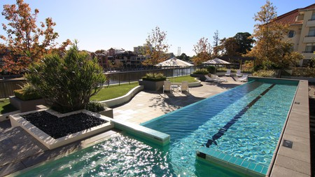 The family-friendly Sebel East Perth has spacious studios and apartments, along with fun activities