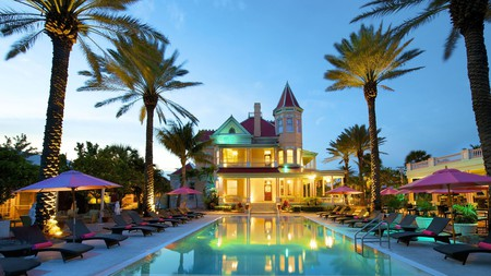 Stay at a charming boutique hotel in the Florida Keys for that perfect laid-back vacation
