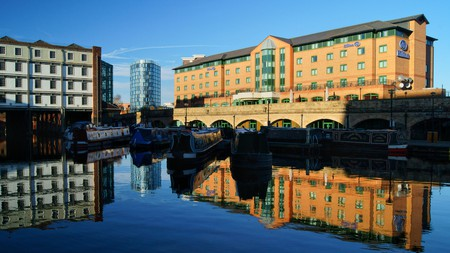 Hotels in Victoria Quays, Sheffield
