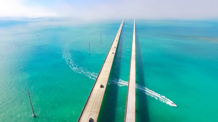 Hugging the bottom of the Sunshine State, the Florida Keys are each a different shade of paradise