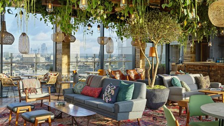 London's crop of eco-conscious hotels are working to make your stay a sustainable one
