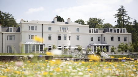 Country-house hotels in the Home Counties, such as Coworth Park, are the perfect weekend escape