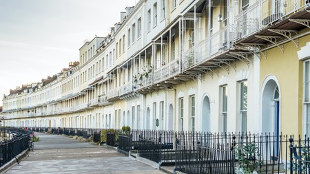 There are no shortage of luxury places to stay in Bristol