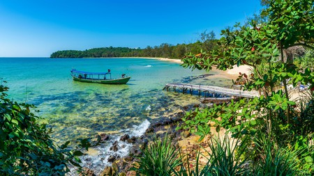 Koh Ta Kiev is just one of countless jaw-dropping areas of natural beauty in Cambodia