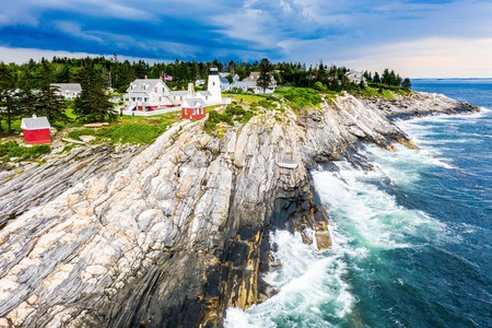 Maine has some charming accommodation options that won't break the bank