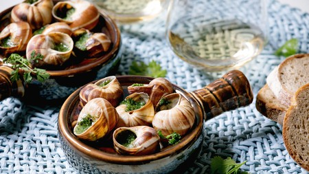 Snails are a delicacy in France – and not as bad as you might think