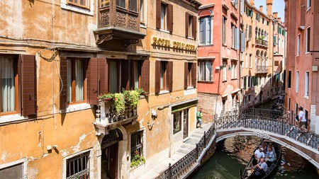 Enjoy a dreamy stay in La Serenissima at one of the city's best hotels