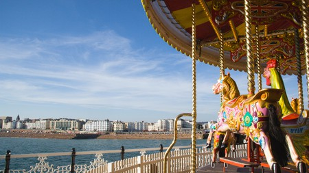 With culture, entertainment and a thriving foodie scene, Brighton is an ideal spot for a weekend getaway