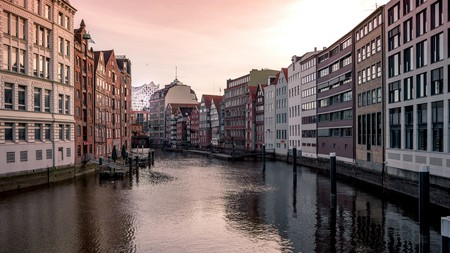 The city of Hamburg is an important centre of industry, business and culture