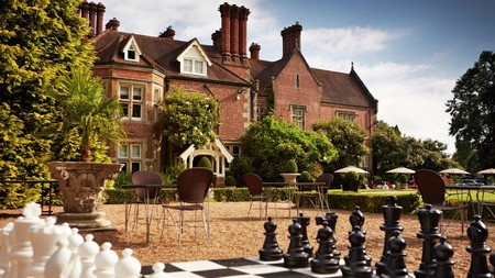 Alexandra House is a five-star luxury hotel near the High Weald Area of Outstanding Natural Beauty in England