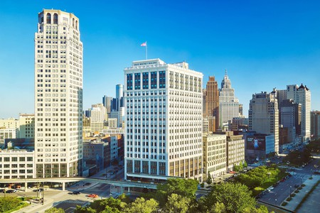 In the middle of Motor City's cultural and nightlife hubs, Midtown Detroit is an ideal place to stay