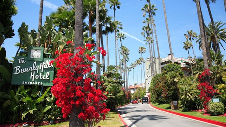 Celebrate life's finer things California-style at one of these luxurious hotels