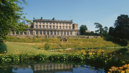 Cowley Manor, near Cheltenham, is one of several stately homes you can stay at on a Cotswolds break